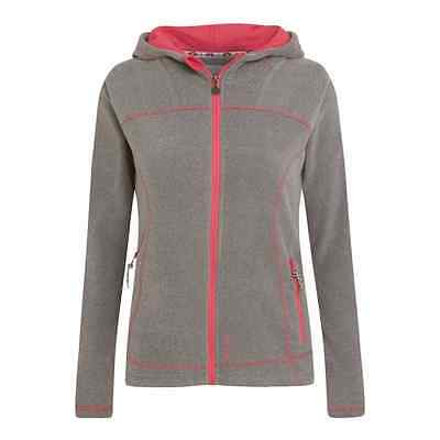 Weird Fish Women's Wolverine Textured Full Zip Soft Knit RRP £45.00