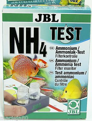 JBL NH4 Test Kit, Ammonium/ Ammonia test Filter monitor