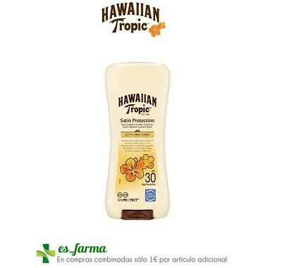 Hawaiian Tropic Proteccion Solar Aceite Seco Locion Spray Satin Protection Silk