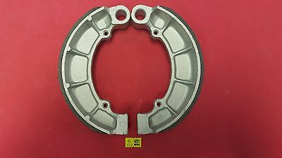 40-513 Emgo HONDA STREET BIKE BRAKE SHOES  320 REAR SHOES NON GROOVED