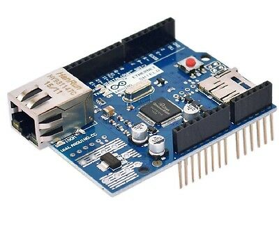 1PCS Ethernet Shield W5100 R3 Network Module for Arduino UNO Mega Support