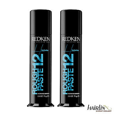 Redken Rough Paste 12 Modellierpaste 2 x 75 ml - SPARPREIS