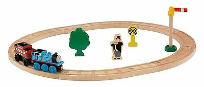 New Thomas & Friends Wooden Railway Starter Playset Toy
