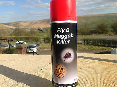 Nettex Fly And Maggot Killer Spray 450Ml