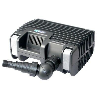 Hozelock Aquaforce 2500 - 1581 Filter, Waterfall & Watercourse 240V Pond Pump