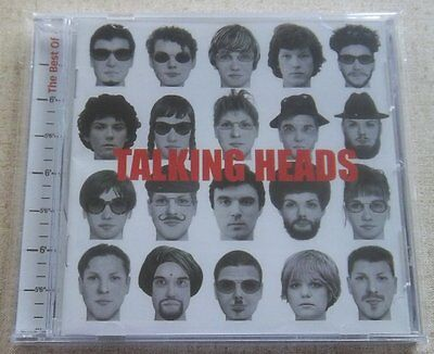 TALKING HEADS The Best Of SOUTH AFRICA Cat#CDESP182