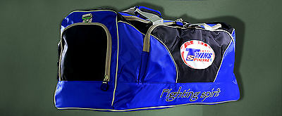 Twins Fighting Spirit Thai Boxing BAG Blue Color