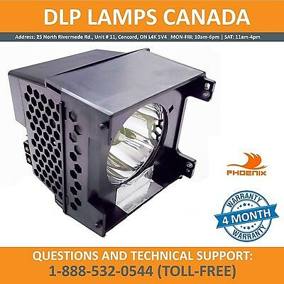 Toshiba Y66-LMA | Y66-LMP | 75007091 | 75008204 Replacement TV Lamp with Housing