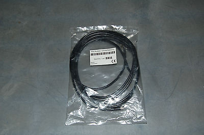L-com CA-RSPNMA010 - RP-SMA Plug to N-Male, Pigtail 10 ft 195-Series