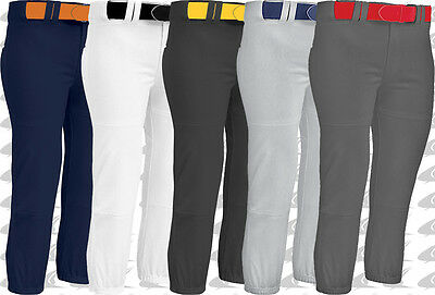 Champro Youth Girls Premium Low Rise Fastpitch Softball Pants BP7Y