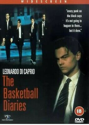 THE BASKETBALL DIARIES DVD Leonardo DiCaprio Brand New Sealed Original UK Rel.