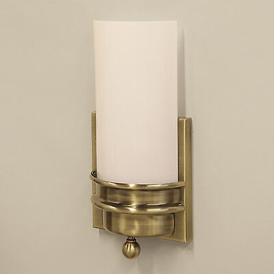 INTC315 - Antique Bronze Wall Sconce