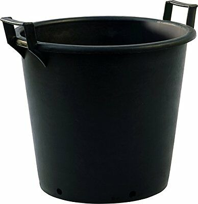 Large Size Plastic Plant Pot Outdoor Garden Tall Tree Planter Container 9 SIZES