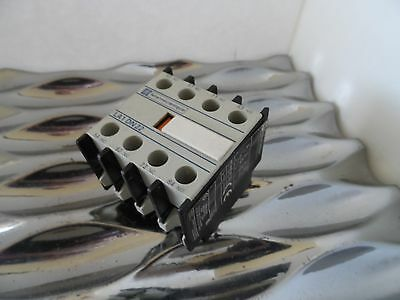 Telemecanique Auxiliary Contact Block  La1Dn22