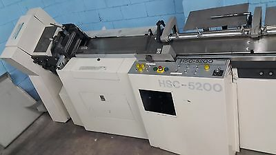 High Speed Collator / Booklet Maker Standard HC-5200