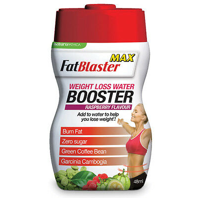 Naturopathica - Fatblaster Weight Loss Water Booster 48ml