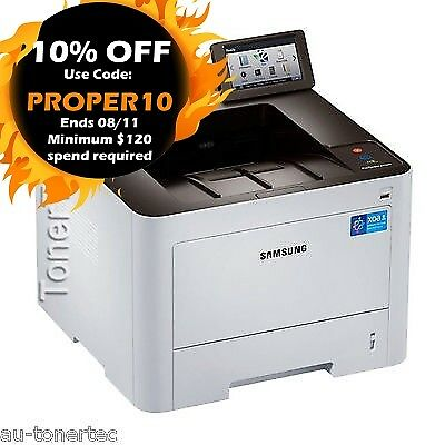 Samsung ProXpress SL-M4020NX Network Mono Laser High Speed Printer+Duplexer *DS*