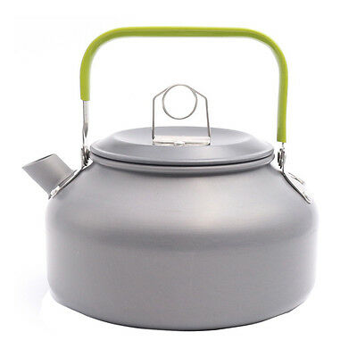 Picnic Water Kettle Outdoor Camping Tea Pot Portable Coffee Kettle BDS008