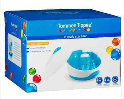 NEW Unique Electric Tommee Tippee Baby Bottle Teats Screw Rings Caps Steriliser