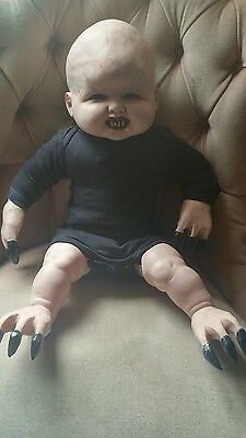 Horror Doll/customorder Its Alive Baby/lisa's Little Angels