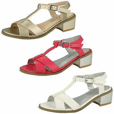 WHOLESALE Girls Sandals / Sizes 10-3 / 16 Pairs / H1092