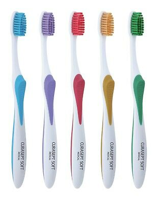 8 x CURAPROX CS 5460 Toothbrushes Ultra Soft Tooth Brushes Swiss Premium