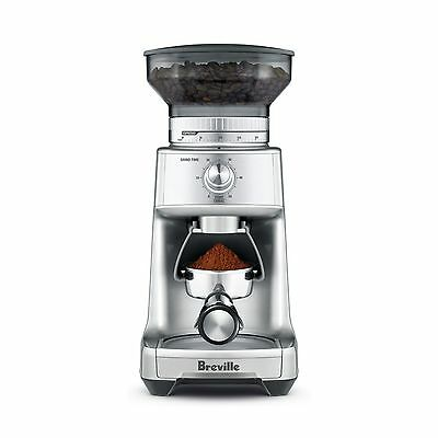 Breville Coffee Grinder BCG600SIL The Dose Control Pro 110 Volts
