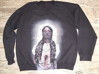 INGESTED - SWEATER  (Deathcore) suicide silence ,emmure , death metal