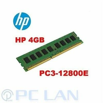 HP 4GB PC3-12800E ECC SmartMemory Server For HP MicroServer G8 GEN8 669238-071