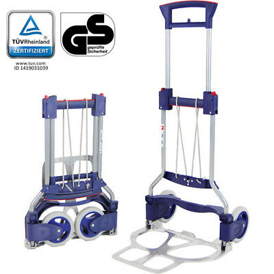 Ruxxac Business XL Folding Hand Truck  - Collapsible Compact Cart Trolley