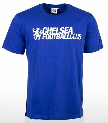 Chelsea FC Mens Supporter Tee Shirt 'Select Size' S-3XL BNWT