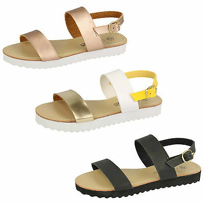 Wholesale Girls Sandals 16 Pairs Sizes 10-3  H0156