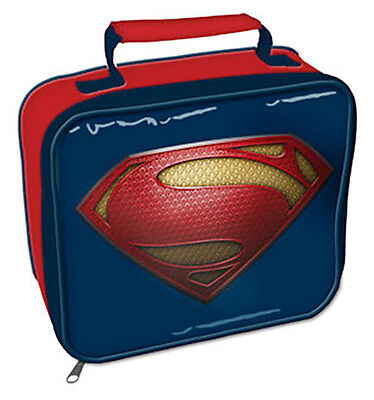 Superman MOS Rectangular Lunch Bag