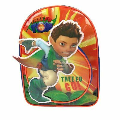 Boys childrens - Tree FU Tom School Bag Front Pocket Backpack
