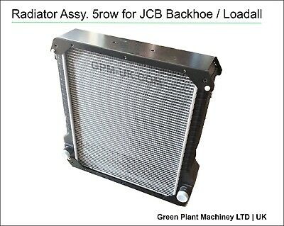 Backhoe Loader Engine Cooler - For Jcb - 30/915200 *