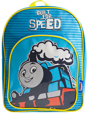 Boys Thomas & Friends Arch School Backpack Nursery Bag