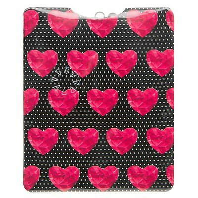Pocket or Handbag size Mi Torch Travel Accessory Hearts