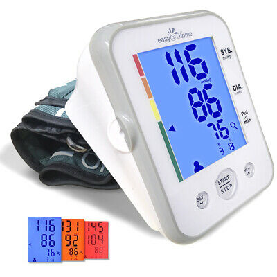 Easy@Home Digital Upper Arm Blood Pressure Monitor - LargeCuff(8.67 - 16.5 inch)