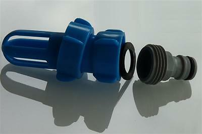 Waterbed Filling and Empty the clip with seal with Adapter