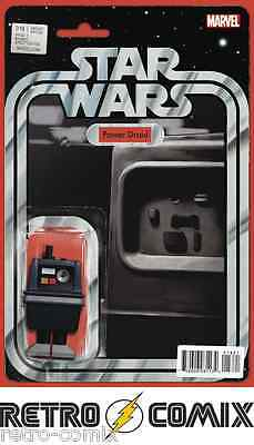 Marvel Star Wars #18 Action Figure Variant New/unread Bagged & Boarded