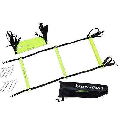 TWIN PACK - Speed and Agility Ladder