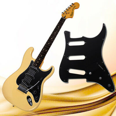 Scratchplate Pickguard 11 Hole for SSS Fender Strat Stratocaster Guitar 2 color