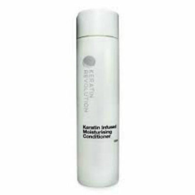 Keratin Revolution Keratin Infused  Moisturising Conditioner  300ml