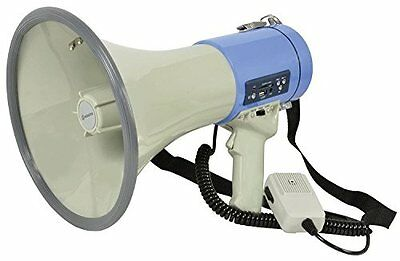 Avl64 - L25U Megaphone With Usb/sd Player, Siren & Microphone 1Km Range 25W Abs