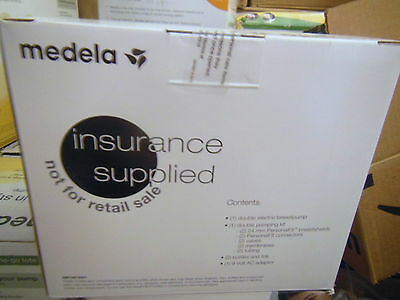 New- sealed Medela Pump In Style Advanced Breastpump Starter Set # 57081 NIB
