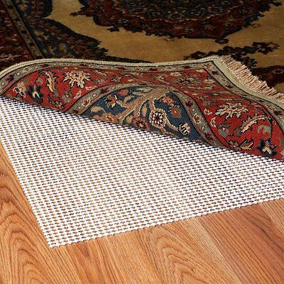 Grip-It Ultra Stop Non-Slip Rug Pad for Rugs on Hard Surface Floors 3 by 5-Feet