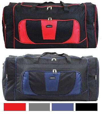 XL Starlite Extra Large Holdall Travel Bag Sports Bag Big Holdalls Duffle Bags