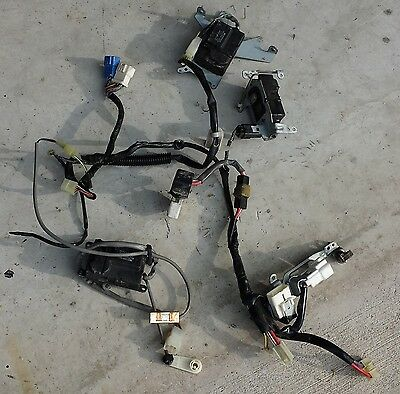 92 93 94 95 96 Lexus Sc400 Wire Harness For Heater / Blower & Dash Area