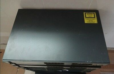 1PC Cisco Catalyst WS-C3750-24PS-S 24-Ports Rack-Mountable Switch Tested #SPK1