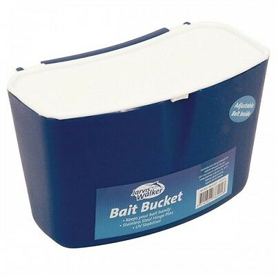 Bait Bucket with belt Jarvis Walker BRAND NEW